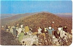 Click here to enlarge image and see more about item p9388: Kempton,PA, Hawk Mountain Sanctuary Postcard