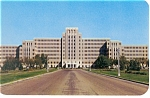 Click here to enlarge image and see more about item p9392: Denver CO Fitzsimons Hospital Postcard p9392