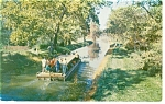 New Hope, PA, Delaware Canal Postcard