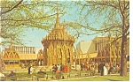 Click here to enlarge image and see more about item p9456: Thailand Pavilion,NY World's Fair Postcard