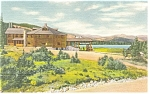Echo Lake  CO  Echo Lake Lodge Postcard p9506