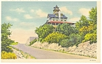 Tower Hotel  Skyline Blvd  Reading  PA Postcard p9528