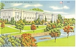 Museum and Art Gallery, Reading, PA Postcard