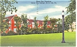 Grove City,PA, Grove City College Postcard