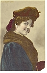 Miss Elsie Janis,Actress, Songwriter Postcard 1911
