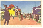 Click here to enlarge image and see more about item p9758: Chicago World's Fair Oriental Village Postcard 1934
