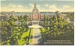Click here to enlarge image and see more about item p9765: Aetna Life Home Office Hartford CT  Postcard p9765