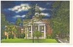 Click here to enlarge image and see more about item p9899: Columbia, SC Benedict College Postcard 1944