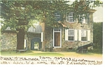 Valley Forge,PA Washingtons Hdqtrs Postcard