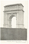 Valley Forge,PA National Arch Postcard