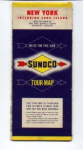 Click here to enlarge image and see more about item sep2731: Sunoco New York State and Long Island