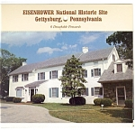 Click here to enlarge image and see more about item sf0011: Gettysburg PA Souvenir Folder sf0011