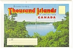 Click here to enlarge image and see more about item sf0037: Thousand Islands Canada Souvenir Folder sf0037