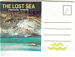 The Lost Sea, Tennessee Souvenir Folder sf0043