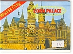 Mitchell SD Corn Palace Souvenir Folder