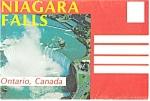 Niagara Falls, Ontario,Canada  Souvenir Folder