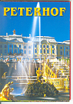 Click here to enlarge image and see more about item sf0232: Peterhof, St Petersburg,Russia Souvenir Folder