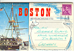 Boston Massachusetts Fenway Park Souvenir Folder sf0243 1958