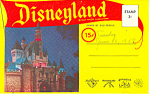 Click here to enlarge image and see more about item sf0283: Disneyland Anaheim  CA Souvenir Folder sf0283