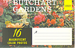 Click here to enlarge image and see more about item sf0294: Butchart Gardens Victoria BC Souvenir Folder sf0294