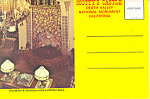 Click here to enlarge image and see more about item sf0297: Scotty s Castle Death Valley California Souvenir Folder sf0297
