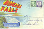 Niagara Falls, New York Souvenir Folder