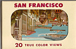 Views of San Francisco on Postcards