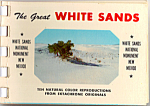Click here to enlarge image and see more about item sf0455: White Sands National Monument