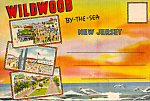 Wildwood By The Sea, New Jersey