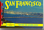 San Francisco City By The Golden Gate