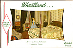 Click here to enlarge image and see more about item sf0489: Wheatland Home of James Buchanan