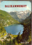 Click here to enlarge image and see more about item sf0503: Views of Salzkammergut, Austria Souvenir Folder   sf0503