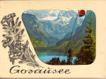 Click here to enlarge image and see more about item sf0507: Views of Gosausee, Austria sf0507   sf0507