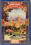 Click here to enlarge image and see more about item sf0520: Florence Italy Souvenir Book