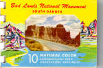 Click here to enlarge image and see more about item sf0550: Bad Lands National Monument