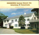 Click here to enlarge image and see more about item sf0567: Eisenhower National Historic Site PA Postcard Folder sf0567