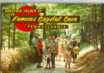 Crystal Cave Pennsylvania Souvenir Folder sf0582