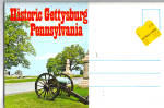 Click here to enlarge image and see more about item sf0596: Gettysburg Military Park Souvenir Folder