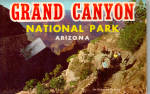 Click here to enlarge image and see more about item sf0621: Grand Canyon National Park Souvenir Folder  sf0621