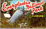 Everglades National Park, FL, Souvenir Folder