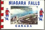 Niagara Falls, Canada  Souvenir Folder