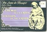 Click here to enlarge image and see more about item sf0727: Quebec St Anne de Beaupre Stations of Cross sf0727