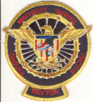 STS51C Discovery NASA Space Patch