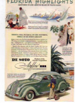 Click here to enlarge image and see more about item t0017: Desoto Airflow III  Ad 1936