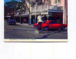 Click here to enlarge image and see more about item t0024: Policeman Nassau Bahamas Postcard t0024