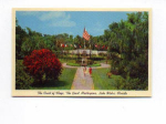 Lake Wales Florida Postcard t0049