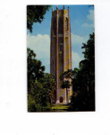 Click here to enlarge image and see more about item t0094: Singing Tower Lake Wales FL  Postcard t0094