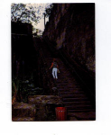 Click here to enlarge image and see more about item t0097: Queen's Staircase Bahamas  Postcard