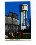 Click here to enlarge image and see more about item t0098: Fort Fincastle Bahamas  Postcard