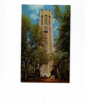 Click here to enlarge image and see more about item t0100: Singing Tower Florida  Postcard